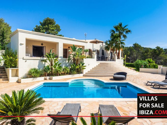 Villas for sale Ibiza - Villa Colina