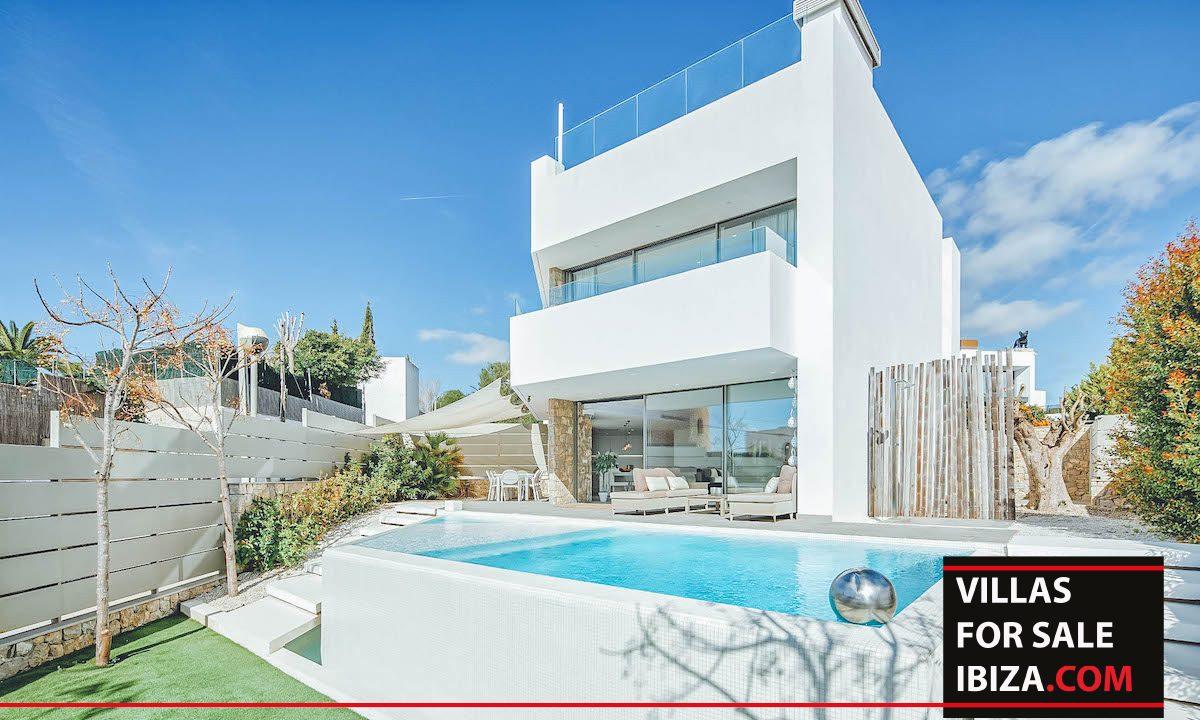 Villas for sale ibiza - Villa Punta Jesus 1