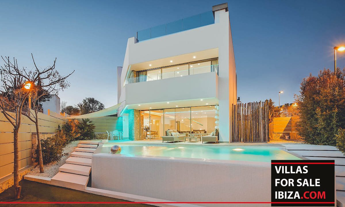 Villas for sale ibiza - Villa Punta Jesus 32