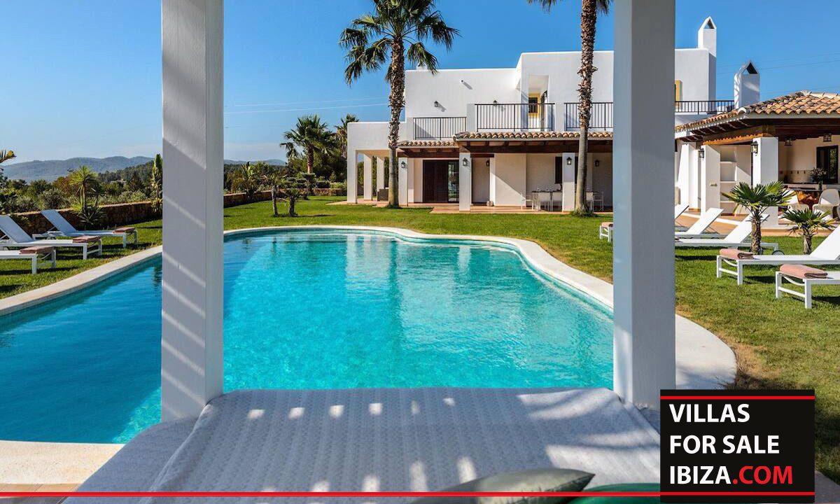 Long term rental Ibiza - Villa Benifinca 1