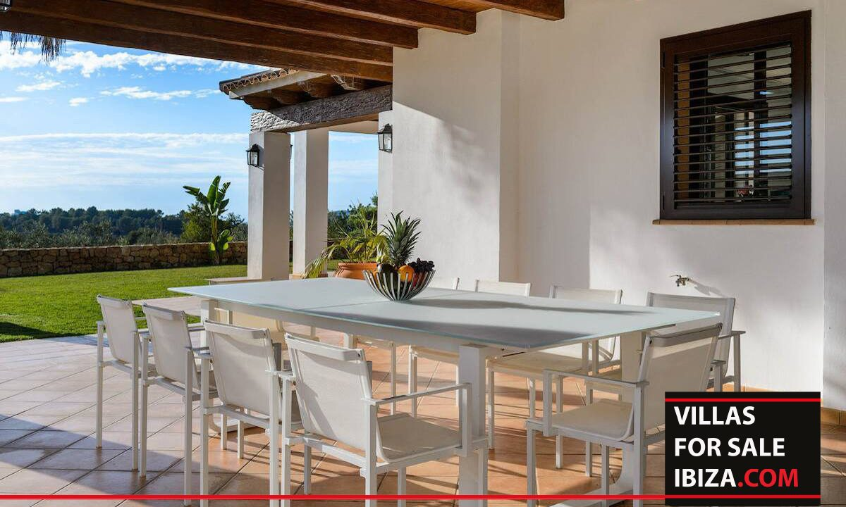 Long term rental Ibiza - Villa Benifinca 10