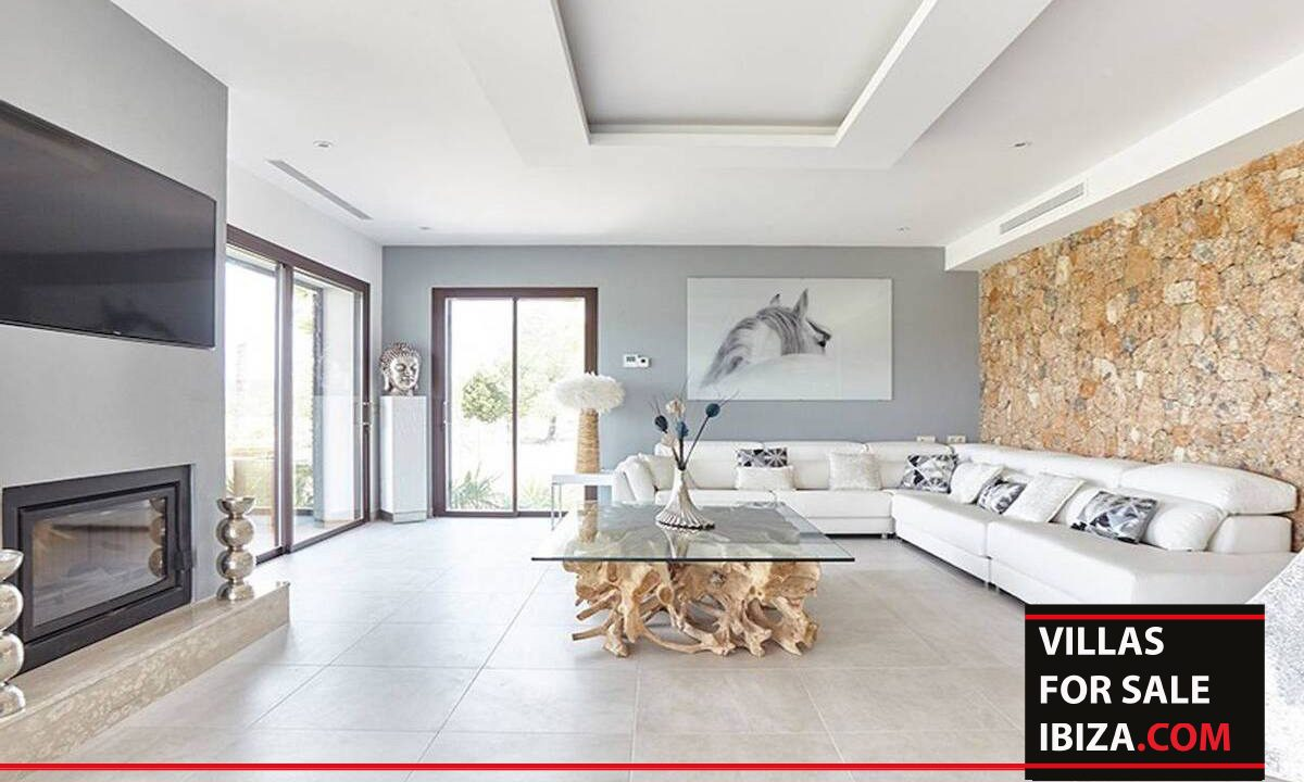 Long term rental Ibiza - Villa Benifinca 13
