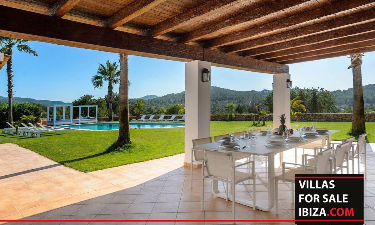 Long term rental Ibiza - Villa Benifinca 2