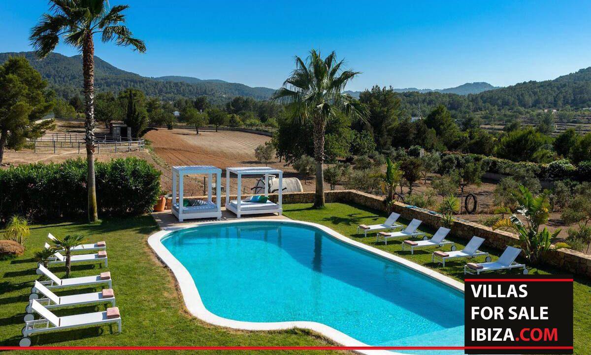 Long term rental Ibiza - Villa Benifinca 23