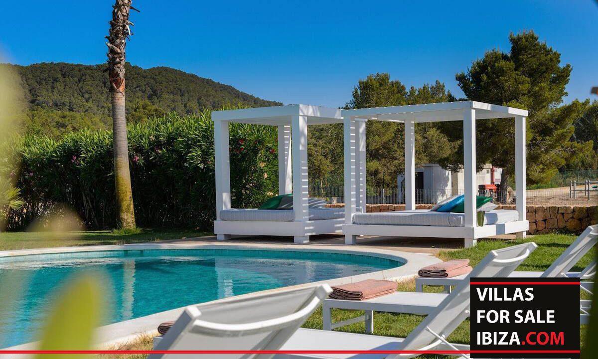 Long term rental Ibiza - Villa Benifinca 4