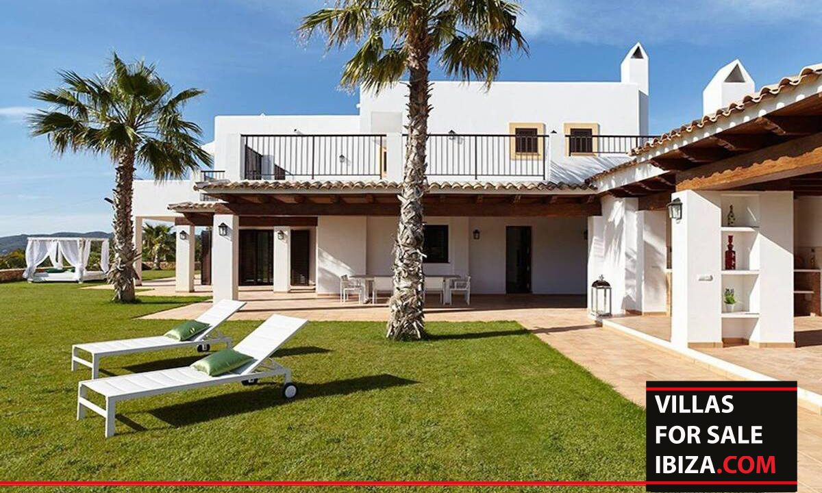 Long term rental Ibiza - Villa Benifinca 5