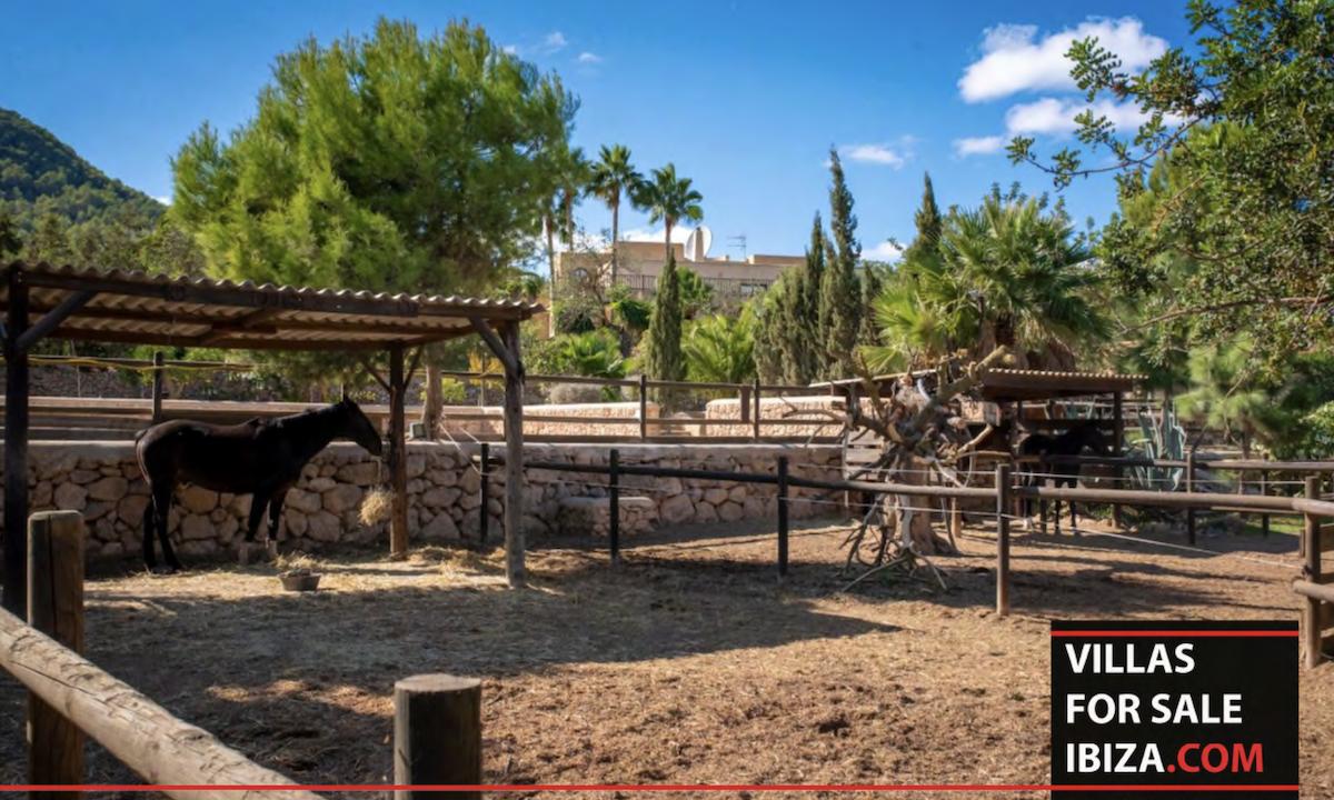 Villas for sale Ibiza - Finca Establos 27