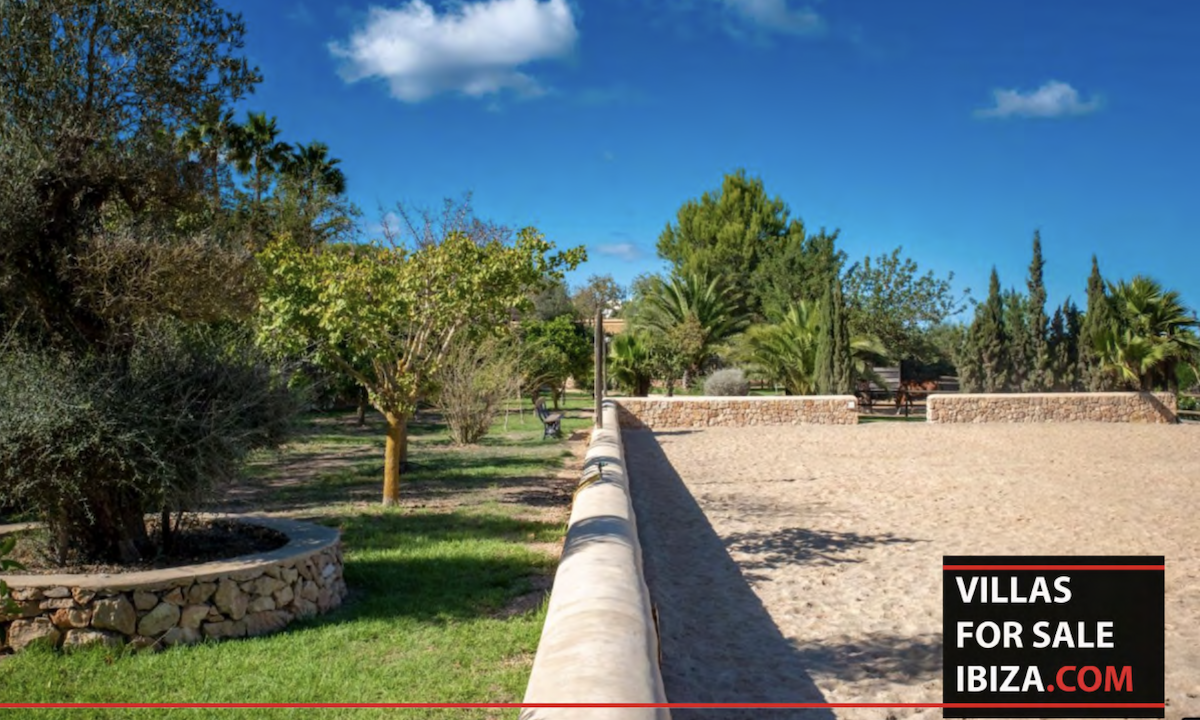 Villas for sale Ibiza - Finca Establos 30