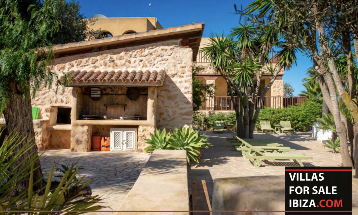 Villas for sale Ibiza - Finca Establos 33