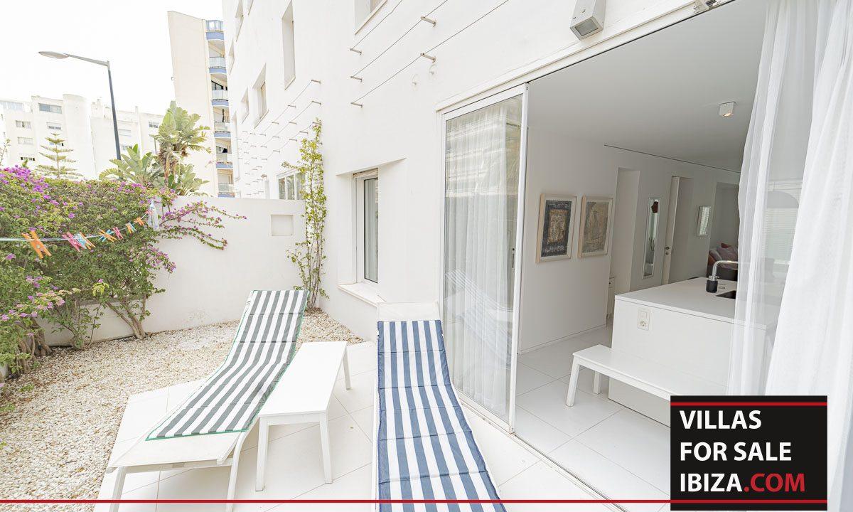 Villas for sale Ibiza - Patio Blanco Ground floor Roto 10
