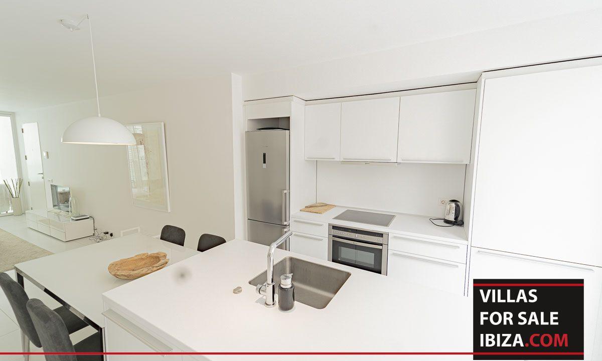 Villas for sale Ibiza - Patio Blanco Ground floor Roto 11