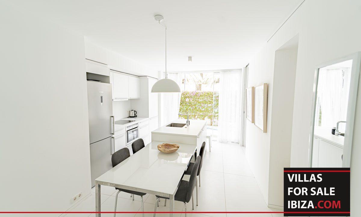 Villas for sale Ibiza - Patio Blanco Ground floor Roto 12