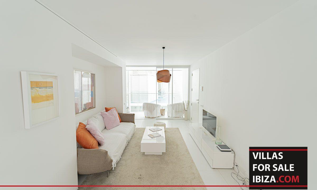 Villas for sale Ibiza - Patio Blanco Ground floor Roto 14