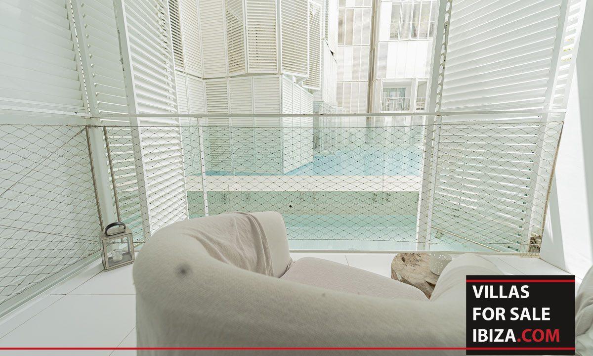 Villas for sale Ibiza - Patio Blanco Ground floor Roto 2