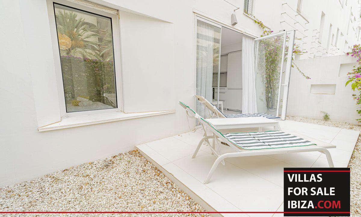 Villas for sale Ibiza - Patio Blanco Ground floor Roto 3