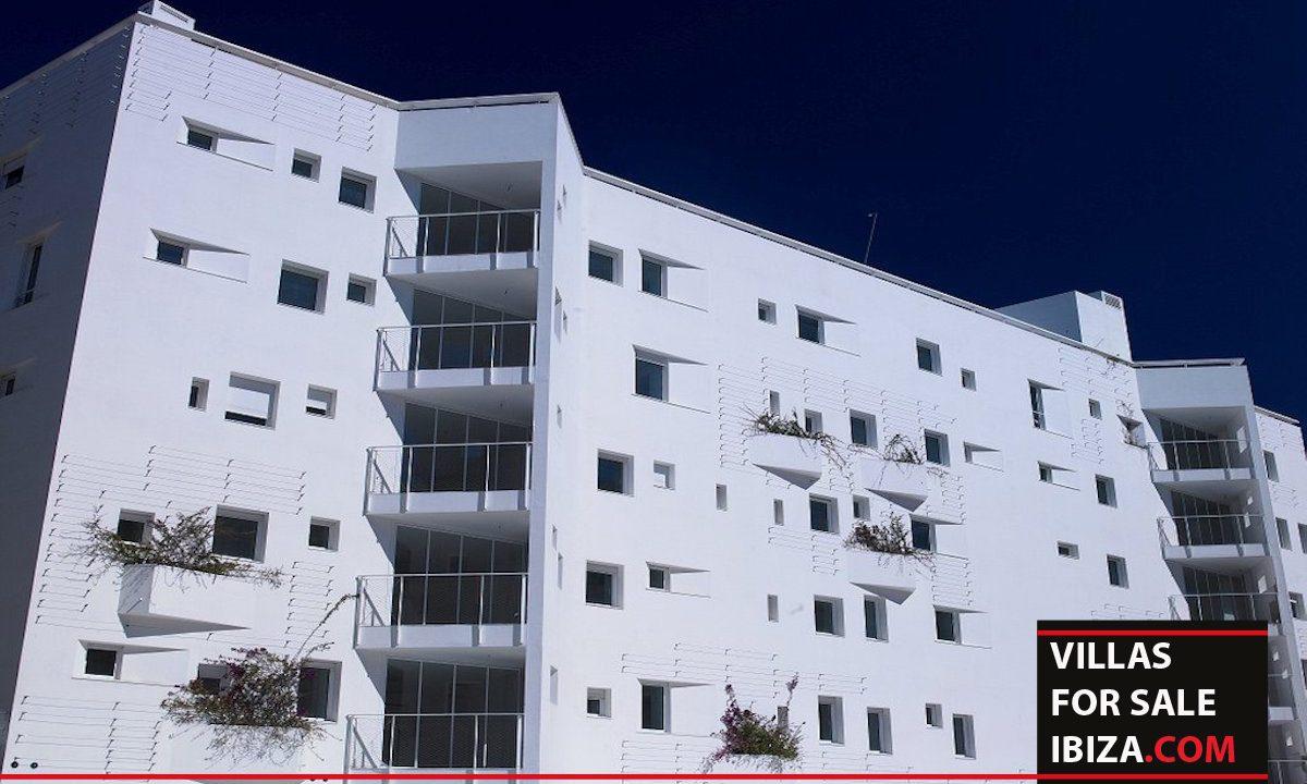 Villas for sale Ibiza - Apartment Patio Blanco Destino 23