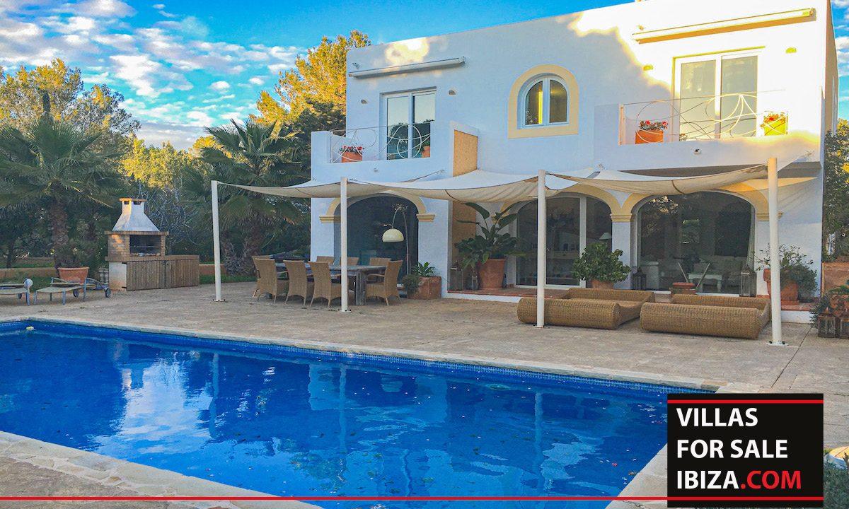 Villas for sale Ibiza - Villa Porroig Blanco 1
