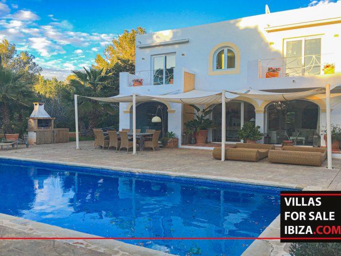 Villas for sale Ibiza - Villa Porroig Blanco