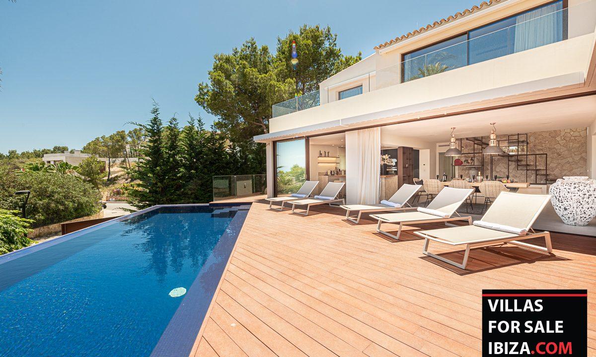 Villas for sale Ibiza - Villa Cap Martinet 11