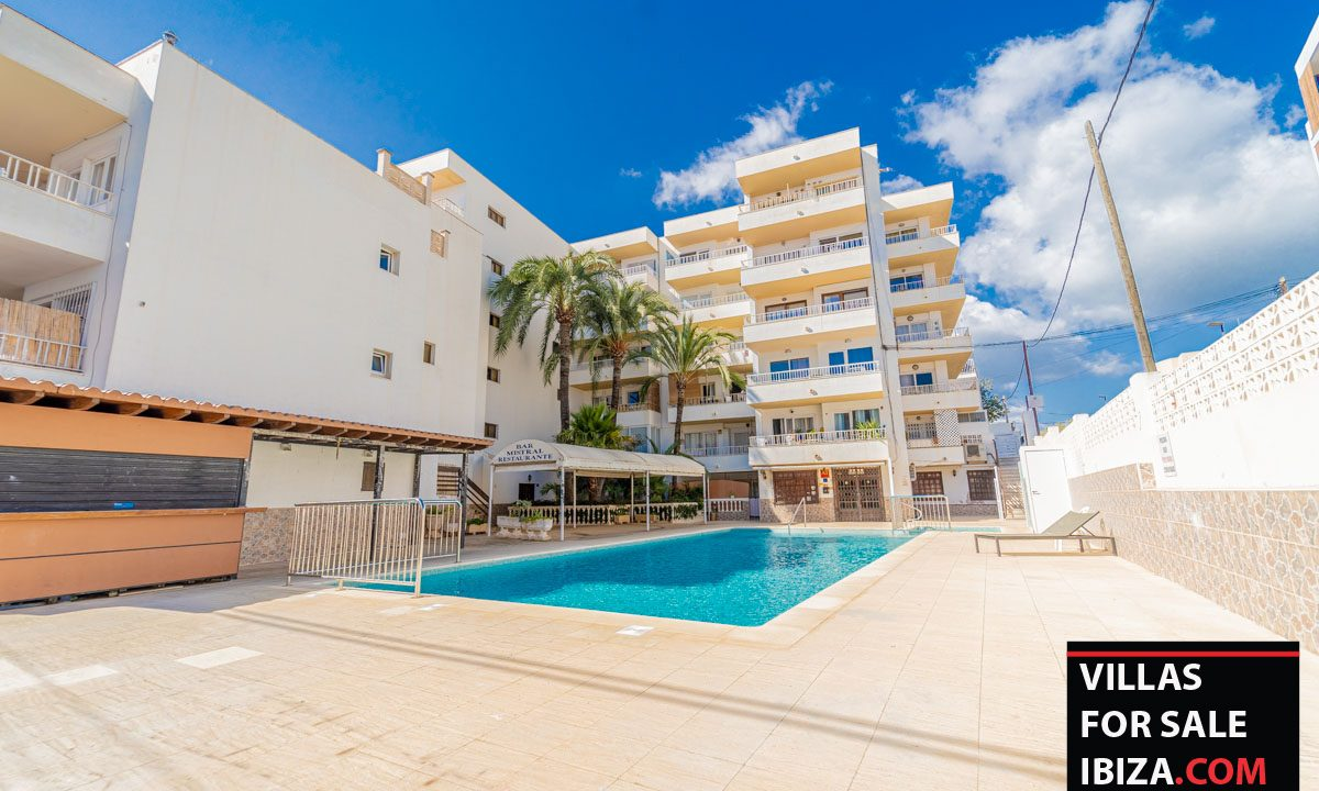 Villas for sale Ibiza - Apartment Figuretas 17